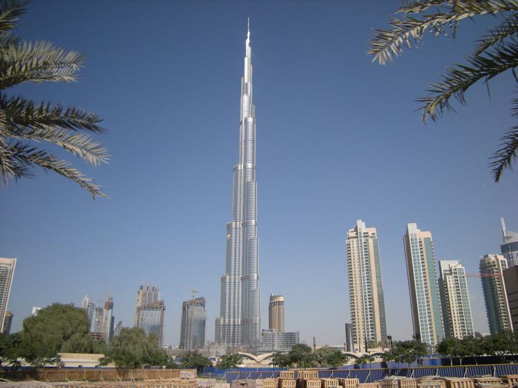 آشنایی با بلندترین برجهای دنیا
