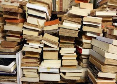 طرح یک کتابفروشی برای خرید کتاب از مخاطبان
