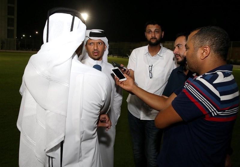 البلوشی: صعود السد با وجود پیروزی در تهران قطعی نیست، به بازیکنان هشدار دادیم