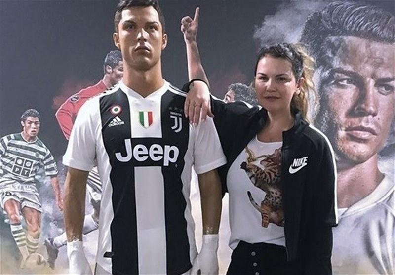 فوتبال دنیا، اشتباه خواهر کریستیانو رونالدو در طعنه زدن به باشگاه رئال مادرید