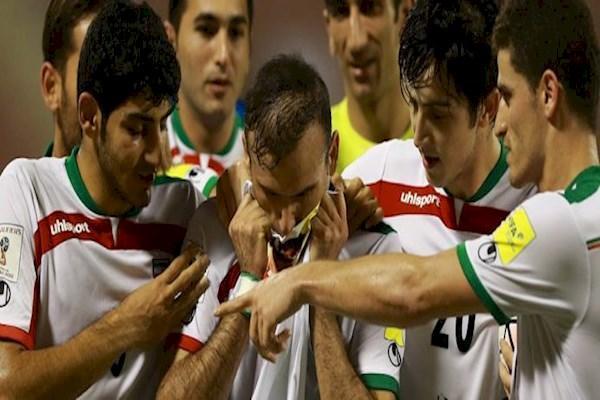 خداحافظی سیدجلال از تیم ملی