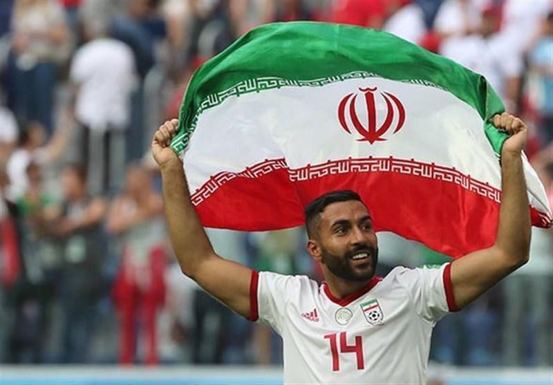 سامان قدوس به اردوی تیم ملی ملحق شد