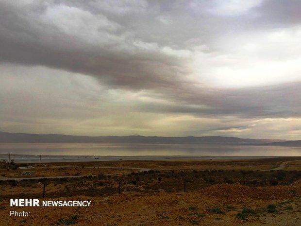 آبگیری محدود بعضی دریاچه های فارس، بختگان 20 درصد آب دارد