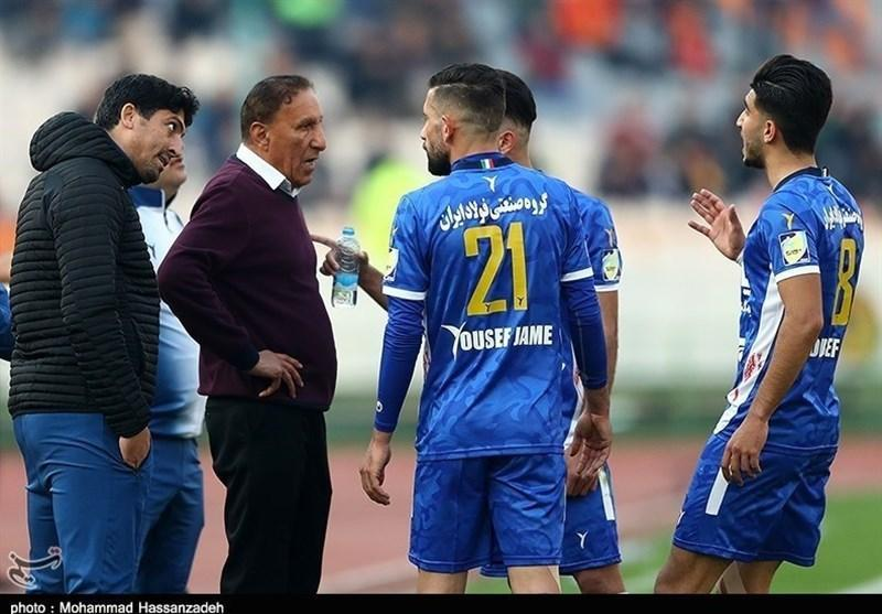 بوستانی: ما رئال مادرید نیستیم و باید از موقعیت ها استفاده کنیم، نمی دانم سرجیو از چه چیزی ناراحت بود