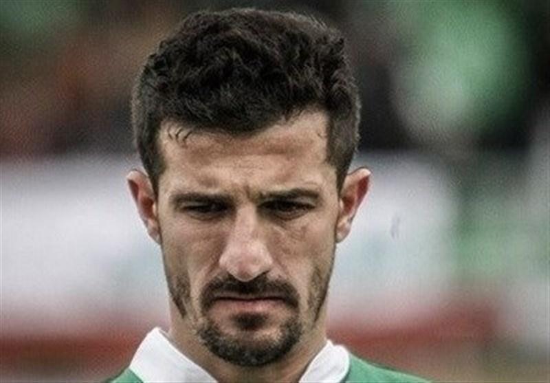 حدادی فر: مقابل استقلال اصلاً تمرکز نداشتیم، شاید یک سال دیگر فوتبال بازی کنم