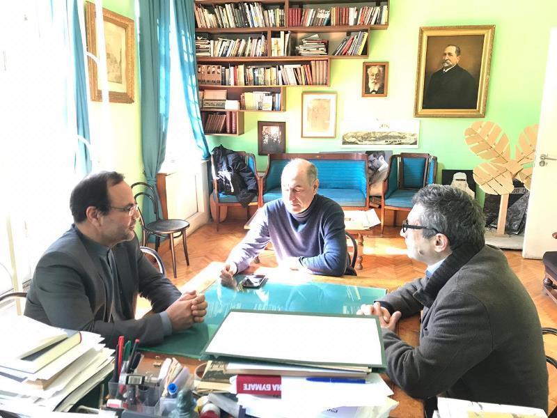 روابط فرهنگی ادبی تهران ، تفلیس آنالیز شد