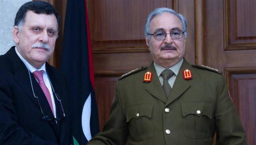 تنش نظامی در لیبی افزایش یافته است