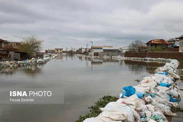 مهم ترین عامل وقوع سیلاب گلستان چه بود؟