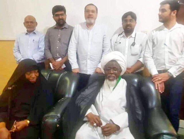 استقبال سخنگوی وزارت خارجه از ملاقات تیم پزشکی با شیخ ابراهیم زکزاکی