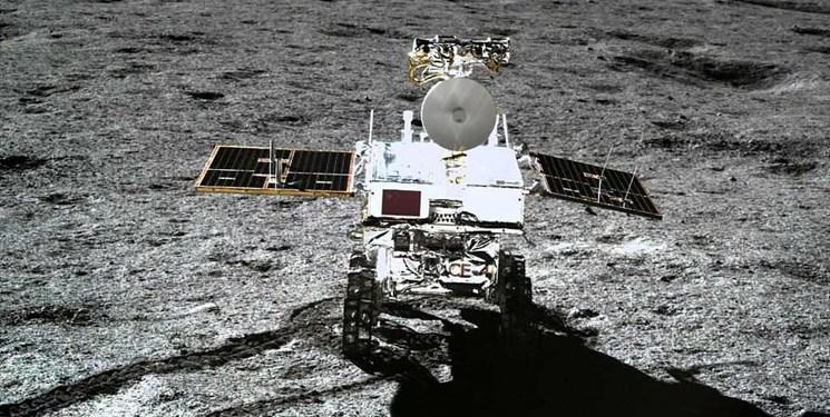 یوتو 2 پس از پیمودن 212 متر از سمت پنهان ماه، خاموش شد