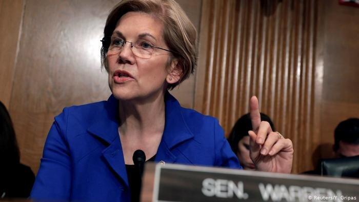 سناتور وارن: باید جنگ با ایران را ممنوع کنیم
