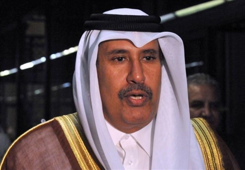 حمد بن جاسم خطاب به مصر و امارات: حالا داعیه دار صلح در لیبی شده اید؟
