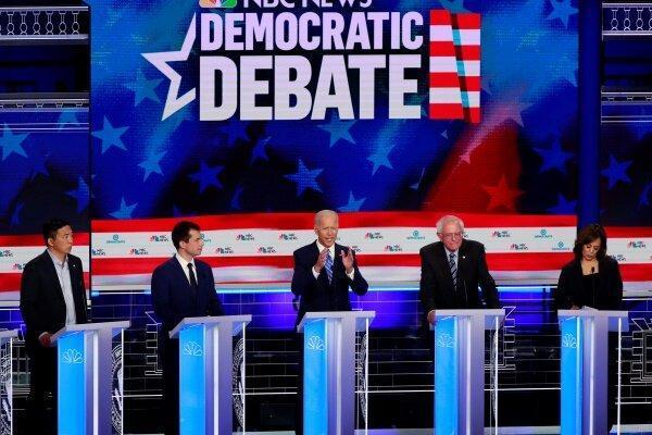 مروری بر مناظره انتخاباتی دموکرات ها، بایدن هوشیارتر بود