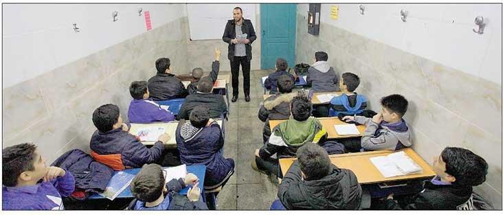 آموزش ترکی پای تخته سیاه