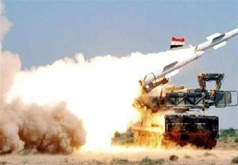 دفع حملات داعشی ها در بادیه شرقی حمص