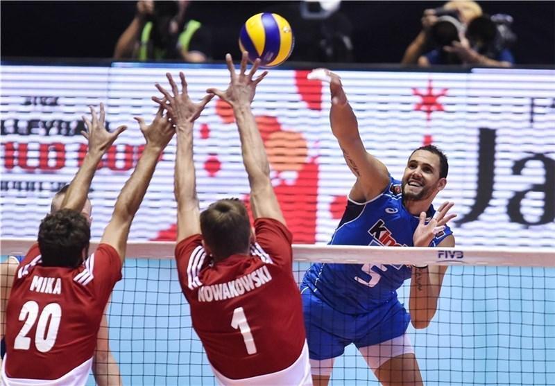 ایتالیا به المپیک رسید