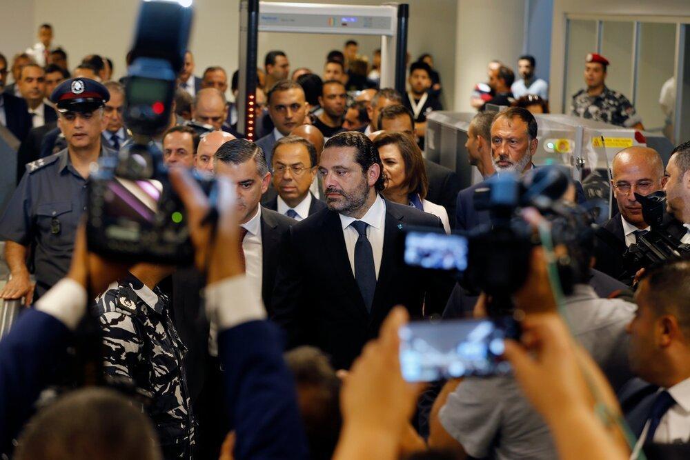 استعفای سعد حریری نهایی است؟