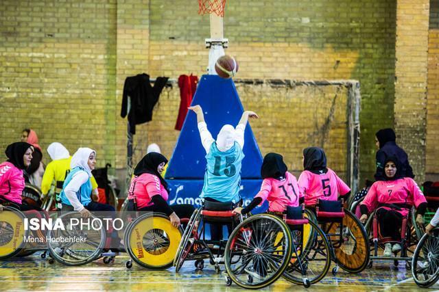 سرمربی تیم ملی بسکتبال باویلچر زنان: ویلچر مناسب نداریم، اما سهمیه جاکارتا را کسب می کنیم