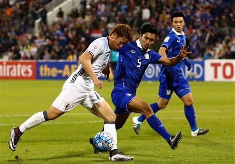 ژاپن با پیروزی بر تایلند، صدرنشینی را از عربستان گرفت