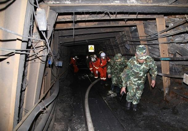 14 کشته بر اثر انفجار معدن ذغال سنگ در چین