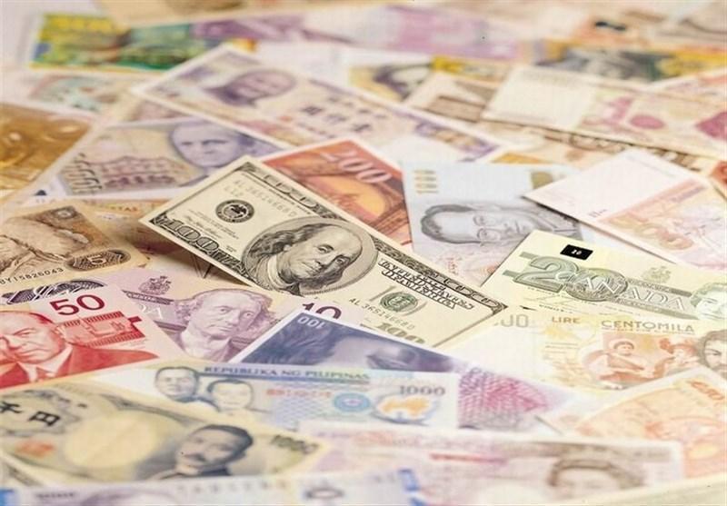 قیمت روز ارز های دولتی، افزایش قیمت پوند و یورو