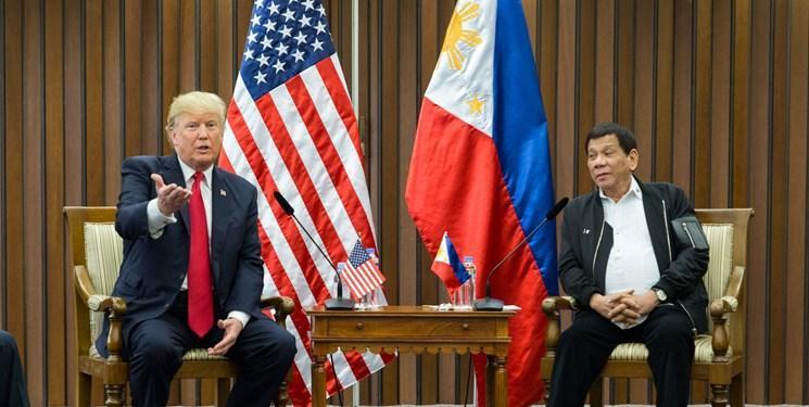 محدودیت برای سفر آمریکایی ها به فیلیپین