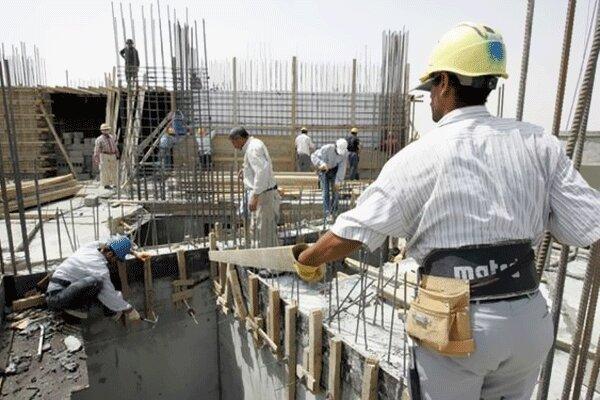 40 درصد کارگران ساختمانی در سبزوار بیمه ندارند