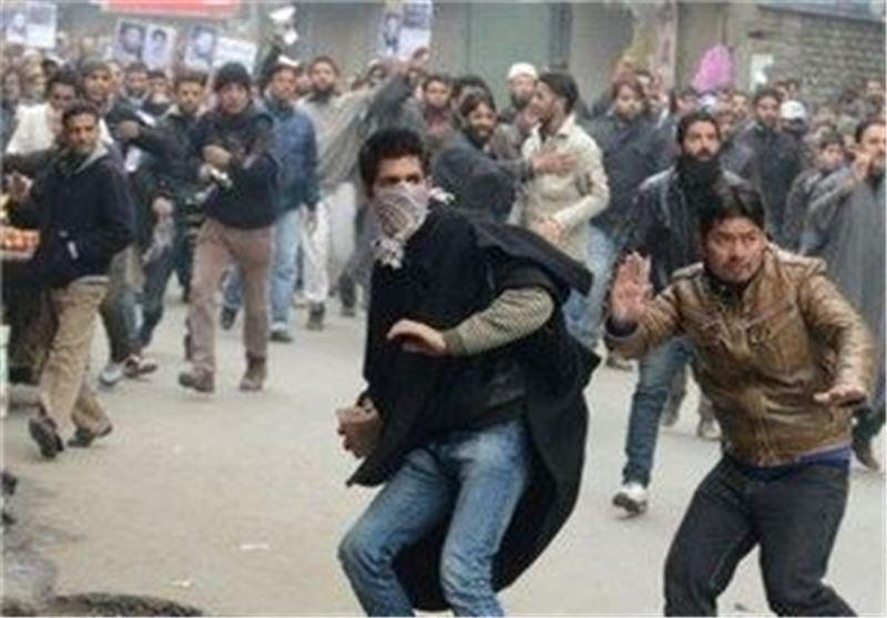 3 کشته در اعتراضات کشمیر در هند