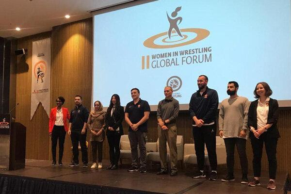 حضور کارشناس ایرانی اتحادیه جهانی در همایش زنان در کشتی