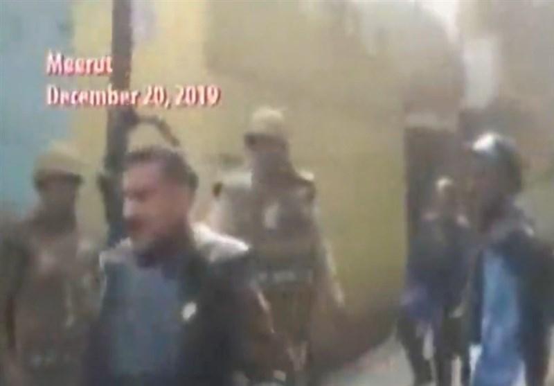 مقام ارشد پلیس هند ضمن تهدید مسلمانان از آنها خواست به پاکستان بروند