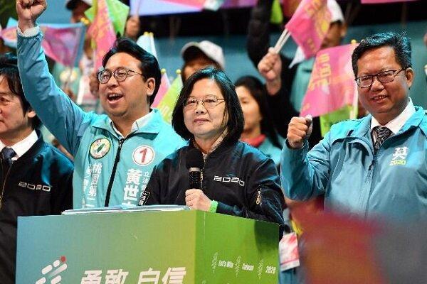 نامزد استقلال طلب هنگ کنگ در انتخابات ریاستی پیروز شد