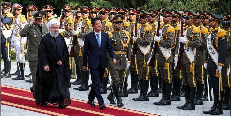 ژاپن برنامه سفر روحانی به این کشور را اظهار داشت