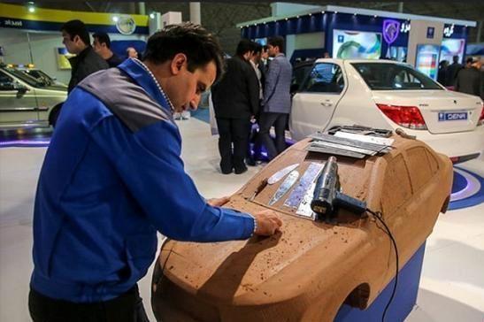 شروع طراحی شاسی بلند و کراس اوور ایران خودرو
