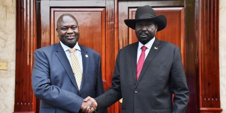 توافق در سودان جنوبی درباره تشکیل دولت وحدت ملی