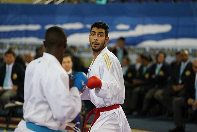 طلا و نقره سنگین وزن ایران در کاراته وان چین قطعی شد، مبارزه 5 نماینده در رده بندی