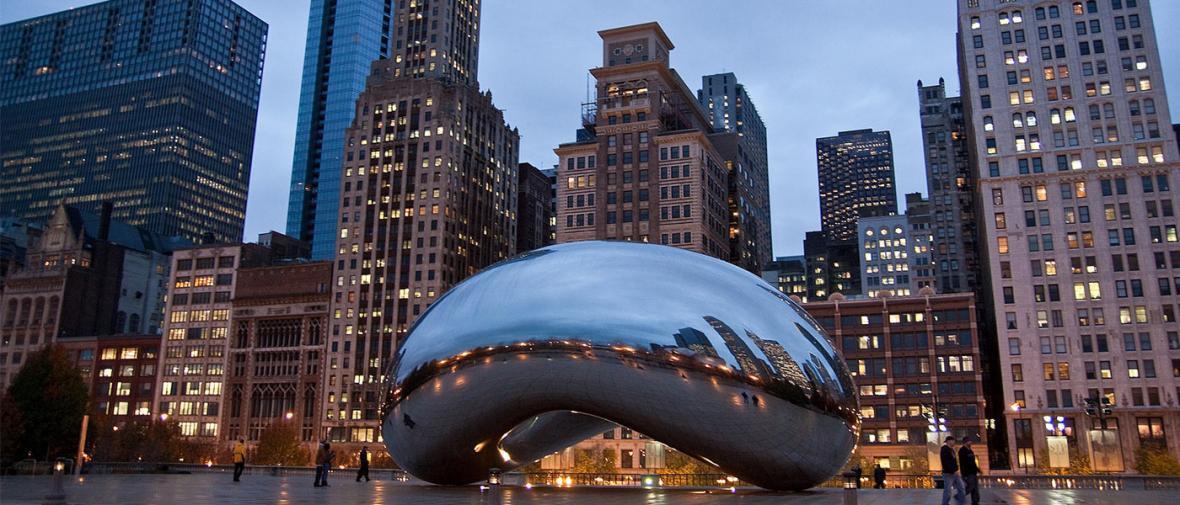 سفر به پرجمعیت ترین شهر منطقه غرب میانه آمریکا؛ شیکاگو
