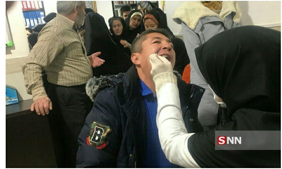 وقتی جهادگران وارد میدان می شوند ، 1278 مورد خدمات رسانی در مناطق حاشیه تهران در یک روز