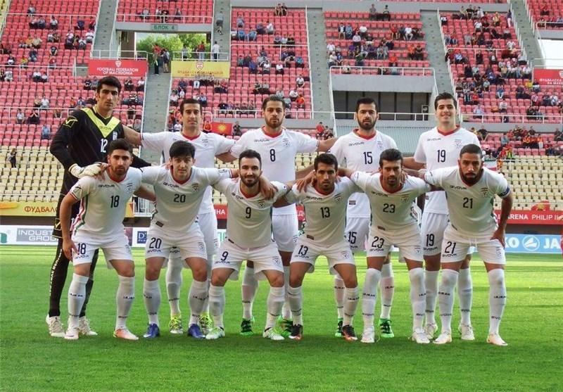 ایران با دو پله سقوط در رده سی ام دنیا نهاده شد، مردان کی روش همچنان بهترین تیم آسیا