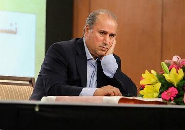 مهدی تاج از ریاست فدراسیون فوتبال رسما استعفا کرد