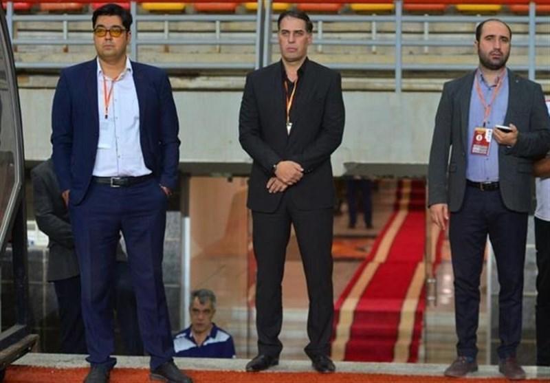 آذری: برای لغو بازی فولاد - استقلال جای هیچ حرف و حدیثی نیست، با این شرایط بهاروند قربانی می گردد!