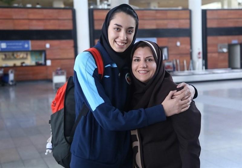 واکنش نایب رئیس بانوان فدراسیون تکواندو به احتمال مهاجرت علیزاده، سروی: منتظر تصمیم کیمیا برای آینده زندگی اش هستیم