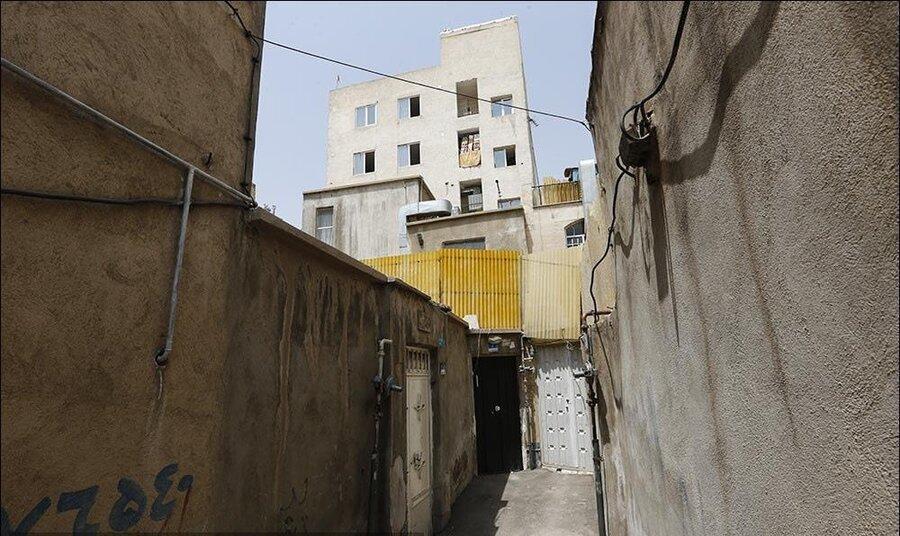 کلنگ نوسازی در بافت فرسوده مینابی پایتخت به زمین زده شد