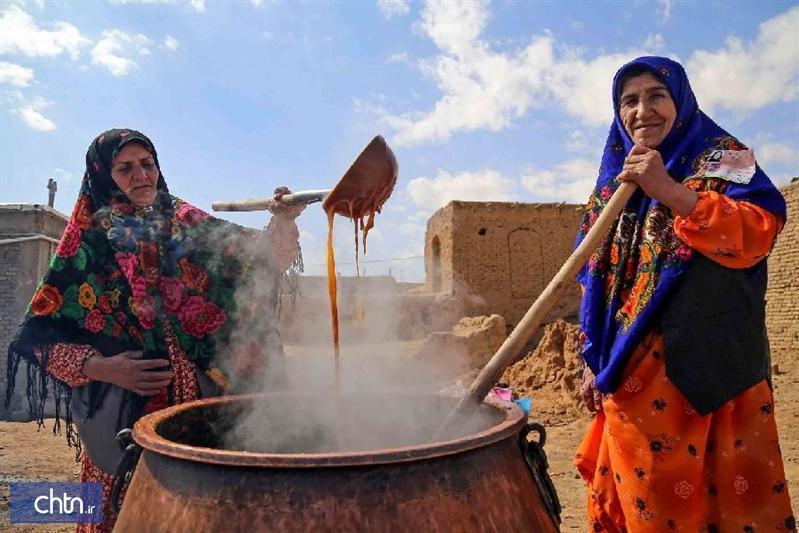 جشنواره و آیین سنتی سمنوپزان در خراسان شمالی برگزار می گردد