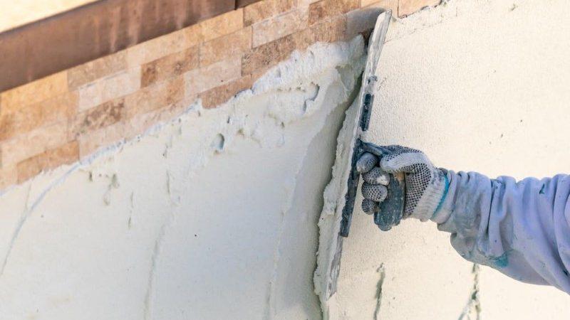 مراحل گچ کاری ساختمان ؛ از ابزار تا اجرا