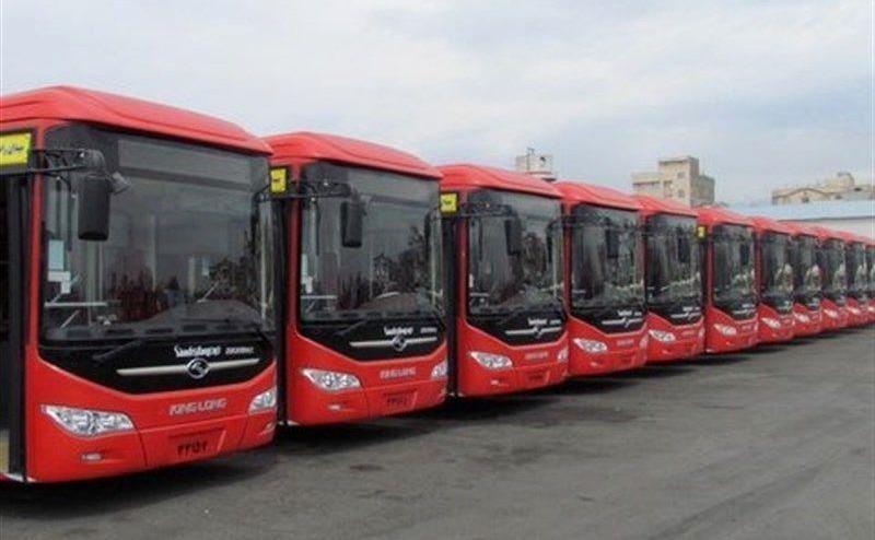 تأمین اتوبوس از خارج برای پایتخت حداقل 4 ماه به طول می انجامد، افزایش مسافران اتوبوسرانی به 400 هزار نفر در روز