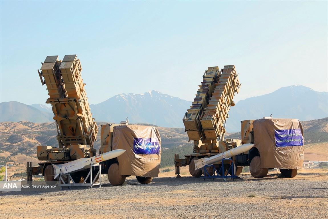 پدافند هوایی ارتش وظیفه حفاظت از نیروگاه آب سنگین اراک را برعهده دارد