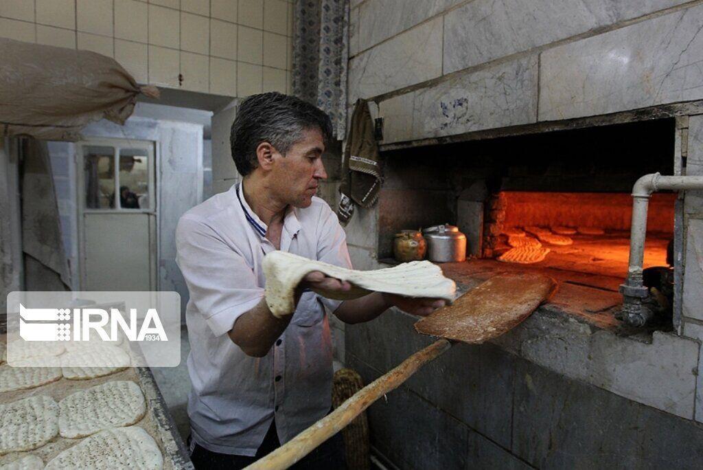 خبرنگاران 30 واحد نانوایی در مهاباد به تعزیرات حکومتی معرفی گردید