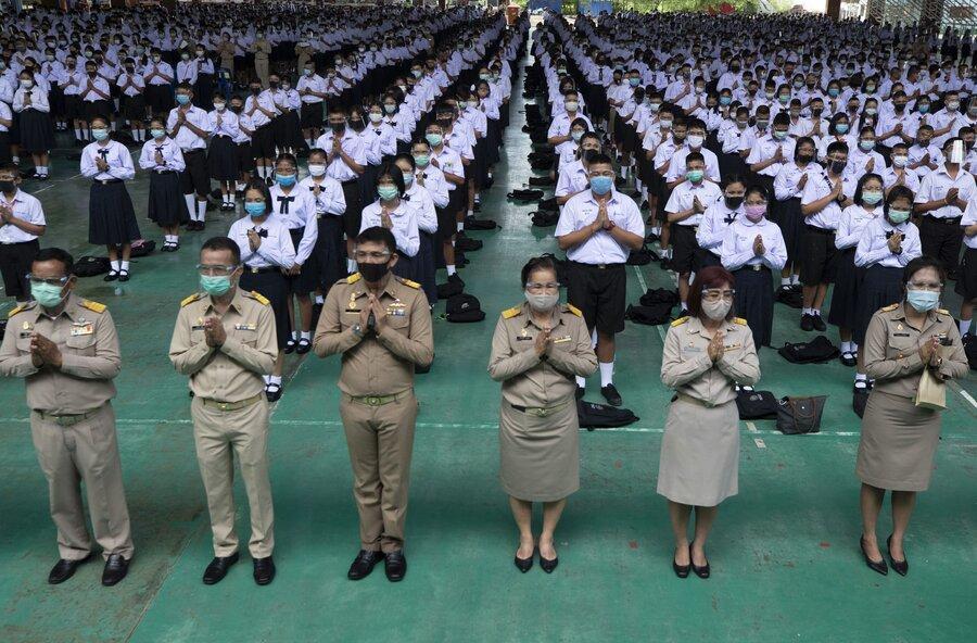 تایلند به بعضی از خارجی ها اجازه ورود می دهد ، مرحله پنجم بازگشایی شروع شد