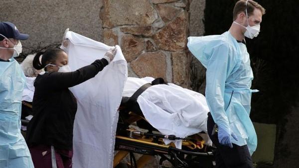 مرگ 776 نفر دیگر در آمریکا بر اثر کرونا طی 24 ساعت گذشته