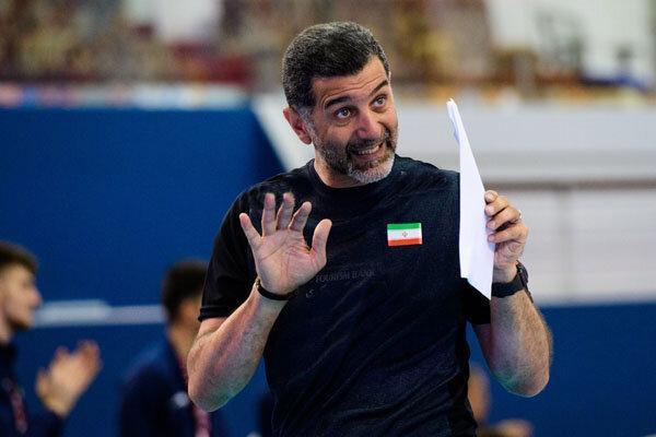 ملی پوشان والیبال محصول مربیان ایرانی هستند، پیشنهادی نداشته ام